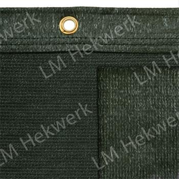 Afschermdoeken HDPE 98% - 270 gr/m² - 25m/rol - LM Hekwerk