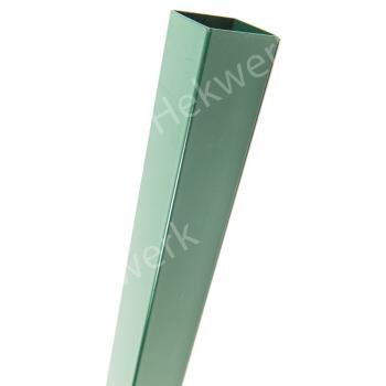 Vierkante palen diam. 60/60/2,0mm - LM Hekwerk bvba