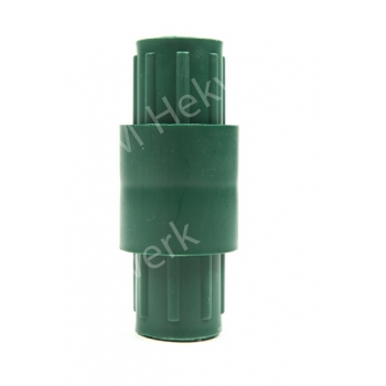 Verbindingsstuk PVC voor bovenbuis diam. 42/1,5mm