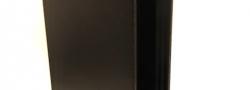 Stalen Gleufpaal 42/90mm x L. 3000mm incl. dop - LM Hekwerk bvba