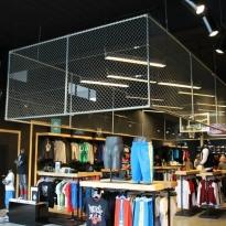 Hekwerk Bouncewear sportkleding winkel te Wilrijk - LM Hekwerk bvba