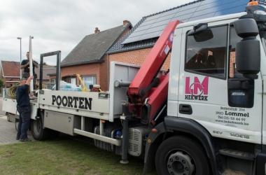 Plaatsing afsluiting, poorten en automatisaties - LM Hekwerk bvba