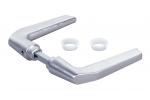 Krukpaar in aluminium 3006M