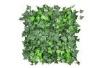 Kunstklimop Fensoleaf Tile HEDERA 50x50cm - LM Hekwerk bvba