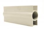 LM Hekwerk - Betonplaathouder PVC diam. 48mm x 280mm