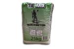 Snelbeton Tiemix quickbeton (25 kg/zak) - LM Hekwerk bvba